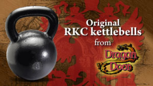 Dragon Door Kettlebells 25% off sale.